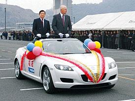 Mazda RX-8 Convertible: zůstane Mazda jen u prototypu?