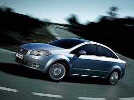Fiat Linea: plošné snížení cen o 10 až 15 tisíc Kč, turbodiesel už za 340 tisíc