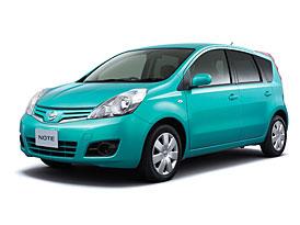 Nissan Note: facelift zatím pouze pro Japonsko