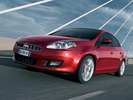 Fiat Bravo: facelift ceníku - plošné snížení cen o 30 až 40 tisíc Kč, první cena 339.900,-Kč