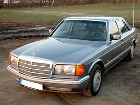 Ti nejlepší na MOJE.AUTO.CZ: Mercedes-Benz 300SE (W126)