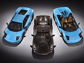 Lamborghini Ad Personam: nov� individualiza�n� program (dal�� fotografie)