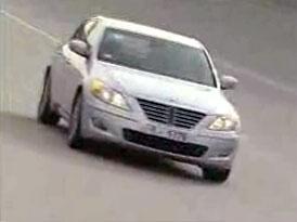 Video: Hyundai Genesis � korejsk� sedan �to�� na Severn� Ameriku