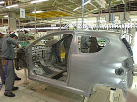 Zaměstnancům kolínské TPCA vzrostou mzdy o sedm procent