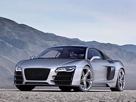 Audi R8 V12 TDI: svět sportovních aut se definitivně změnil