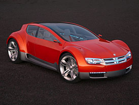Dodge ZEO Concept: sportovec na elektřinu