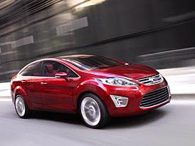 Ford Verve Sedan: Mondeo junior