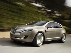 Lincoln MKT Concept: luxusní a zároveň ekologický crossover