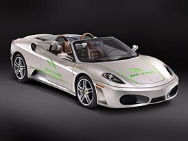 Ferrari F430 Spider Biofuel: (bio)hazard se sportovn� ikonou?