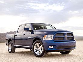 Dodge Ram 1500: pick-up pro modelový rok 2009 se představuje