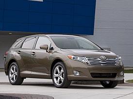 Toyota Venza: nový crossover pro severoamerické trhy