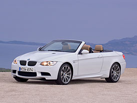 BMW M3 Cabrio: první M3 coupé-cabrio oficiálně (doplněno VIDEO se zvukem osmiválce)