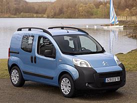 Citroën Nemo Combi: malá dodávka přichází v osobní verzi