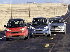 Daimler ukazuje Americe hospod�rnost diesel� na trase z LA do Detroitu
