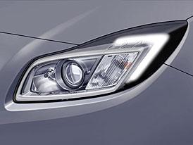 Opel vyvinul �chytr� sv�tlomety�. Premi�ru budou m�t v Insignii, n�stupci Vectry