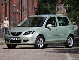 Auto Bild T�V Report 2008: modely Mazda2 a Mazda3 vedou