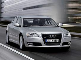 Audi A8 GTL bude v Davosu jezdit na syntetické palivo