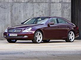Mercedes-Benz CLS: oficiální informace i fotografie faceliftovaného modelu