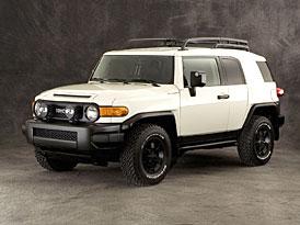 Toyota FJ Trail Teams Edition: speciální vydání retro SUV