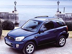 Auto Bild TÜV Report 2011 (vozy stáří 10-11 let): 911 vs. RAV4