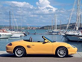 Auto Bild TÜV Report 2008 (vozy stáří 8-9 let): vedou sportovní Porsche a Mercedesy a univerzální Toyoty