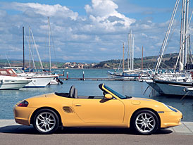Auto Bild T�V Report 2008 (vozy st��� 8-9 let): vedou sportovn� Porsche a Mercedesy a univerz�ln� Toyoty