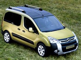 Nový Citroën Berlingo: podrobné představení a velká fotogalerie