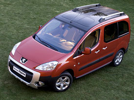 Nový Peugeot Partner: poprvé dvě délky (velká fotogalerie)