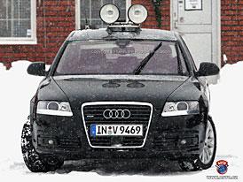 Spy Photos: Audi A6 brzy tak� s diodami (dal�� fotografie)