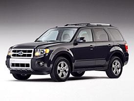 Ford a Toyota spojí síly při vývoji hybridů s pohonem zadních kol