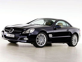 Mercedes-Benz SL: radik�ln� prom�na pro druh� polo�as (dal�� fotografie)
