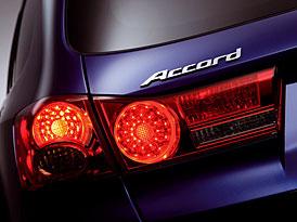 Nová Honda Accord - první fotografie (doplněno video, co řekne víc)