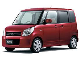 Suzuki Palette: nový minivan pro japonský trh