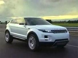 Video: Land Rover LRX Concept – nejmenší z rodu Land Roverů