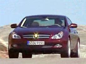 Video: Mercedes-Benz CLS – faceliftovaný model se představuje