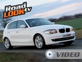Roadlook TV a BMW 123d: jednička s Haničkou