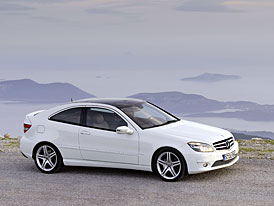 Mercedes-Benz CLC: Nové Sports Coupé se představuje