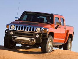 Značku Hummer patřící General Motors chtějí arabští investoři