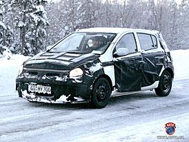 Spy Photos: Hyundai i20 - Bude nový Getz stejně dobrý jako i30?