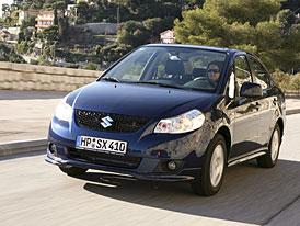 Suzuki SX4 Sedan přichází do Evropy
