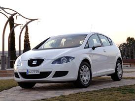 SEAT León 1,9 TDI Ecomotive: sportovní image, kombinovaná spotřeba 4,5 l/100 km, cena 536.900,-Kč