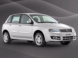 Fiat Stilo Flex: brazilský facelift italského hatchbacku