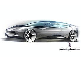 Pininfarina Sintesi: nový koncept má vlastní tvář
