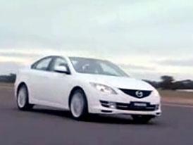 Video: Mazda 6 � t�i karos��sk� verze druh� generace