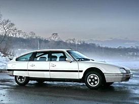 Ti nejlepší na MOJE.AUTO.CZ: Citroën CX 25 GTI
