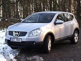 Ti nejlepší na MOJE.AUTO.CZ: Nissan Qashqai 1.5 dci Tekna