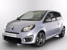 Twingo Renault Sport: Renault přiveze nabroušené Twingo do Ženevy
