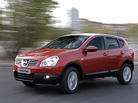 Český trh v červnu 2008: Nissan Qashqai králem kategorie SUV