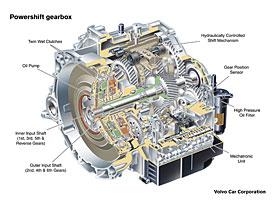 Volvo Powershift: slovenská dvouspojková převodovka míří do Volv