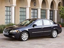 Hyundai Sonata, model 2009 na americkém trhu: nové fotografie